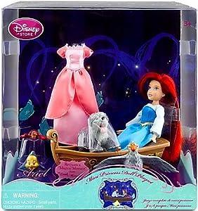 Disney Princess Exclusive Ariel Mini Princess Doll Playset