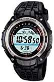 Casio Collection Mens (Mar 2009 Model) Lap & Distance Stopwatch Series Watch # SGW-200-1V