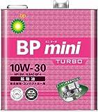 BP(ビーピー) エンジンオイル Mini ミニ 10W-30 TURBO ターボ 3L [HTRC3]