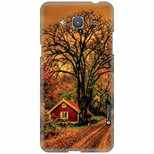 Printland Back Cover For Samsung Galaxy Grand Prime SM-G530H - Nature Art Designer Cases