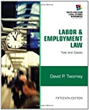 9781133188285: Labor and Employment Law: Text & Cases (South-Western Legal Studies in Business Academic)