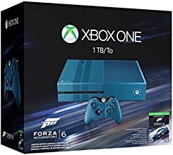 Console Xbox One - édition collector + Forza Motorsport 6