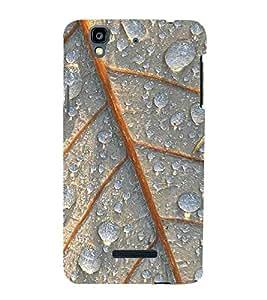LEAF PATTERN Designer Back Case Cover for YU Yureka::Micromax Yureka AO5510