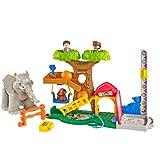 Fisher-Price Little People Big Animal Zoo Baby (Amazon Certified Packaging)