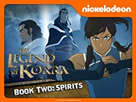 The Legend of Korra Book 2