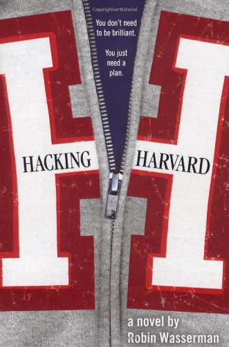 Cover of Hacking Harvard