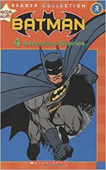 scholastic reader collection level 3 batman. Black Bedroom Furniture Sets. Home Design Ideas