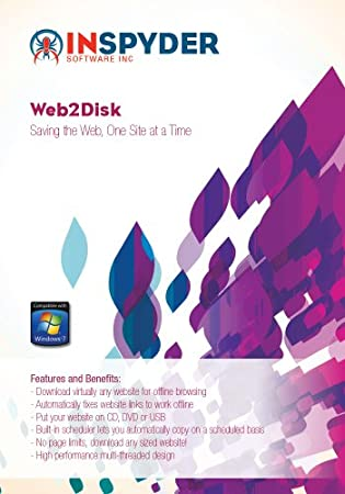 Inspyder Web2Disk [Download]