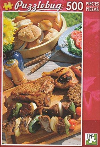 Puzzlebug 500 - Summer BBQ Picnic - 1