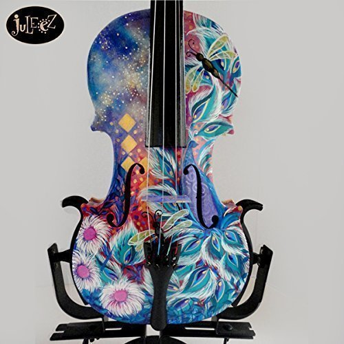 Buy Painted Violin Now!