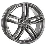 Alufelge Wheelworld VW Golf (VII) WH11 7.5 x 17 5x112 ET 45 Daytona Grau matt lackiert