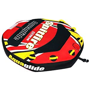 Buy Aquaglide Spitfire Extreme 3 Person Towable Tube 2011 by Aquaglide
