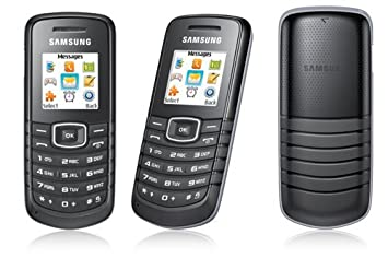 T�l�phone GSM SAMSUNG E1080 NOIR
