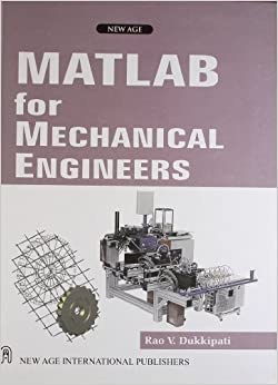Best matlab book for mechanical engineers