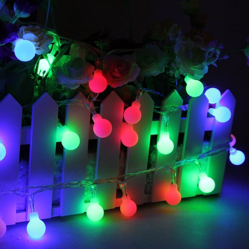 InnooTech Globe Battery Operated Indoor String Lights 40 Led Fairy for Bedroom eBay