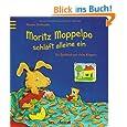 Moritz Moppelpo schläft alleine ein: Ein Spielbuch mit vielen Klappen