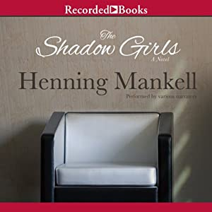 The Shadow Girls Audiobook