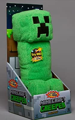 Minecraft 14 Inch Creeper Plush Toy With Sound from Jinx