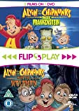 Flip & Play: Alvin and the Chipmunks Meet Frankenstein / Alvin and the Chipmunks Meet the Wolfman [DVD]