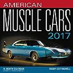 American Muscle Cars Mini 2017: 16-Mo...
