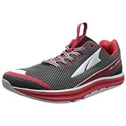 Altra Mens Torin 1.5 Running ShoeGrey/Red10 M US