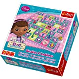 Doc Mcstuffins Snakes & Ladders Classic Family Board Game Kids