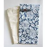 Hunki Dori Eye Pillow COVER (Lilac Nap)