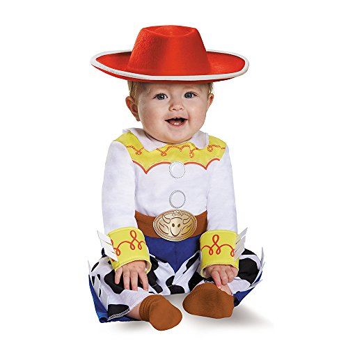 Baby Girls' Jessie Deluxe Infant Costume