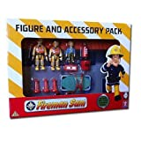 Fireman Sam Sea Rescue Figure and Accessory Pack
