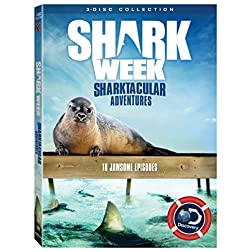Shark Week: Sharktacular Adven