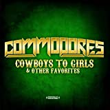 Commodores Album - Cowboys To Girls & Other Favorites (Digitally Remastered) (Front side)