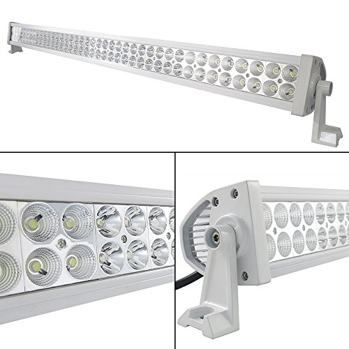 "Generic 42"" Off Road Led Work Light Bar Spot Beam-3W Led-240W-19000 Lumen Great For Jeep Cabin/Boat/Suv/Truck/Car/Atv,White Color"
