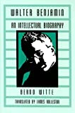 img - for Walter Benjamin: An Intellectual Biography (Kritik: German Literary Theory and Cultural Studies Series) book / textbook / text book