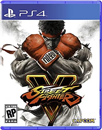 Street Fighter V - PlayStation 4 Standard Edition