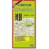 Stadtplan Dresden: Maßstab 1:22500