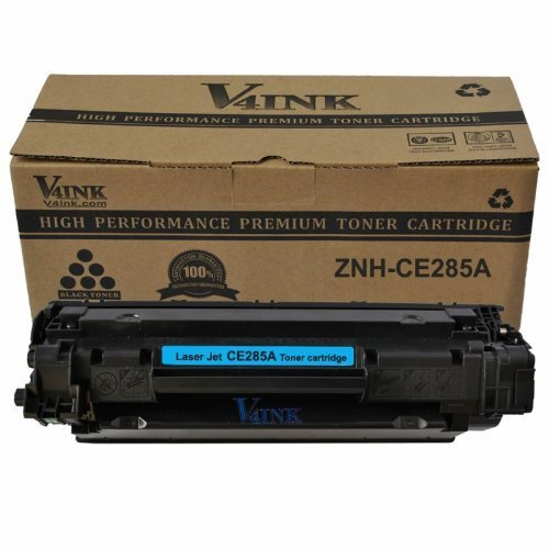 V4ink ® Replacement CE285A 85A Toner Cartridge-1,500 Page Y