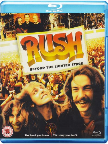 Beyond The Lighted Stage [Blu-ray].