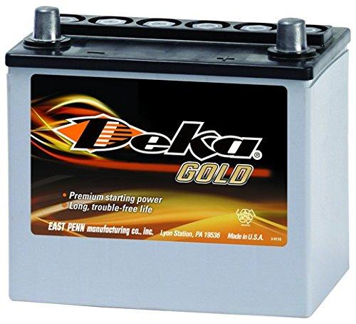 MAZDA Miata Battery Deka/East Penn 8AMU1R AGM (Mazda Battery compare prices)