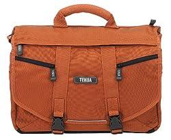 Tenba Photo/Laptop Messenger Bag (Mini Burnt Orange)