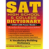 SAT High School and College Dictionary
