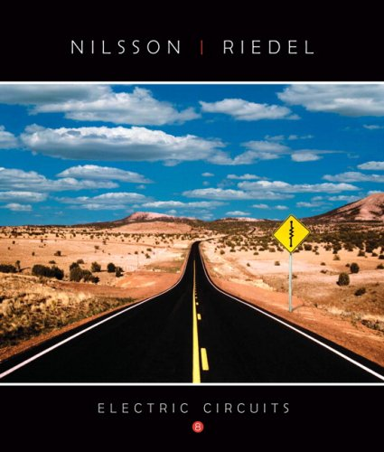 Electric Circuits (8th Edition) from Prentice Hall