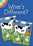 Whats Different? (Dover Little Activity Books)