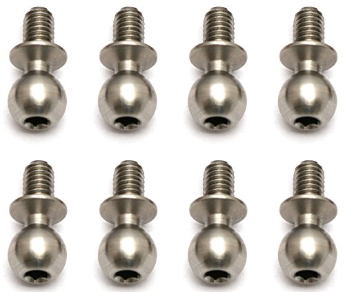 Team Associate 91451 Heavy Duty Ballstud B5/B5M, 4mm