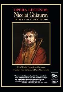 Opera Legends: Nicolai Ghiaurov- Tribute to a Great Basso