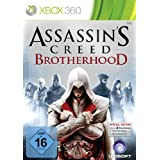 Assassin&#39;s Creed Brotherhood - D1 Version (uncut)von &#34;Ubisoft&#34;