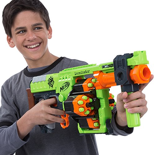 Get ready to enhance your NERF artillery with this killer deal from Target.  Currently, if you buy any two eligible NERF blasters and accessories, ...