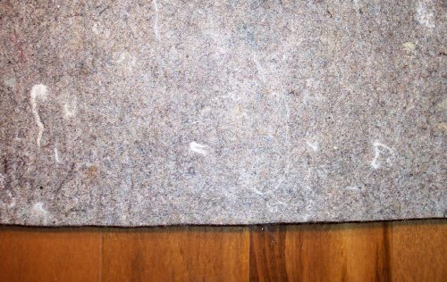 9 X12 40 Ounce Area Rug Carpet Pad Multiple Sizes And