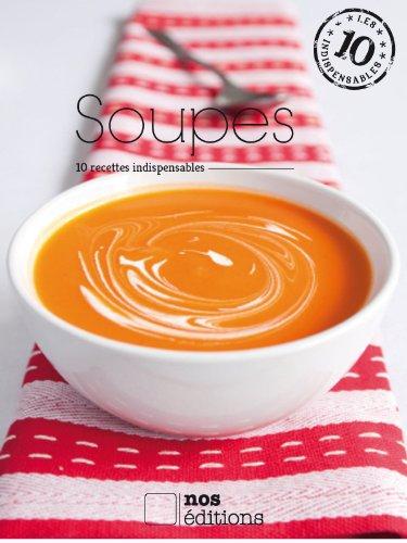 Couverture du livre Soupes