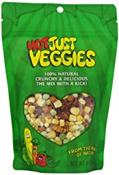 Just Tomatoes Hot Just Veggies, 4 Ounce Pouch