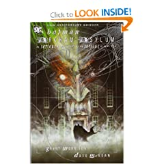Batman: Arkham Asylum - A Serious House on Serious Earth, 15th Anniversary Edition by Grant Morrison and Dave McKean